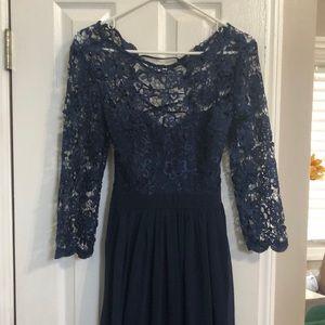 Lulu's Dresses - Wedding guest dress